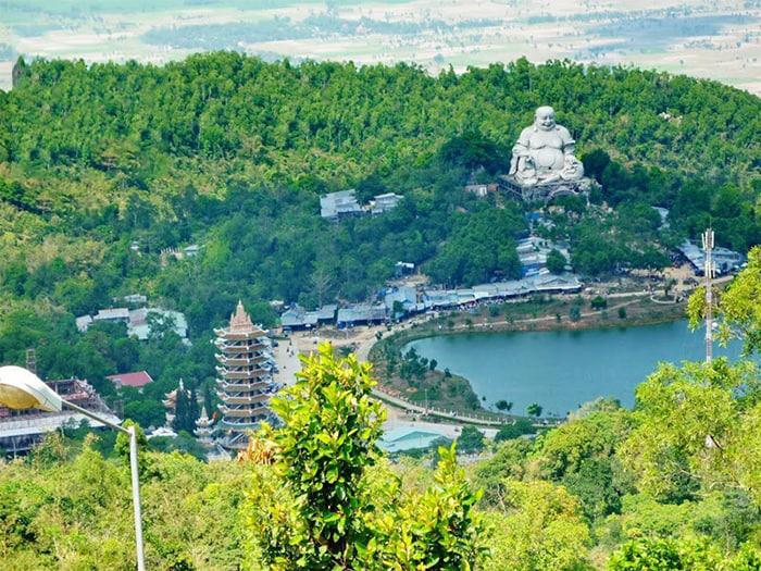 Khám phá vùng Bảy Núi An Giang - hàng chục hồ thủy lợi