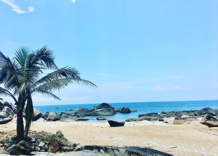 Biển Kỳ Xuân - Các bãi biển đẹp ở Hà Tĩnh