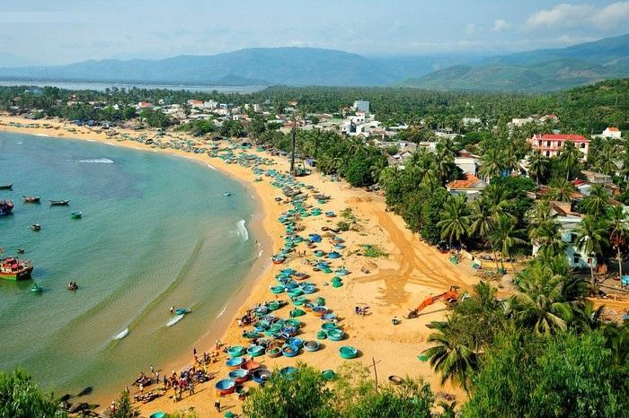 Biển Xuân Hải - Các bãi biển đẹp ở Hà Tĩnh