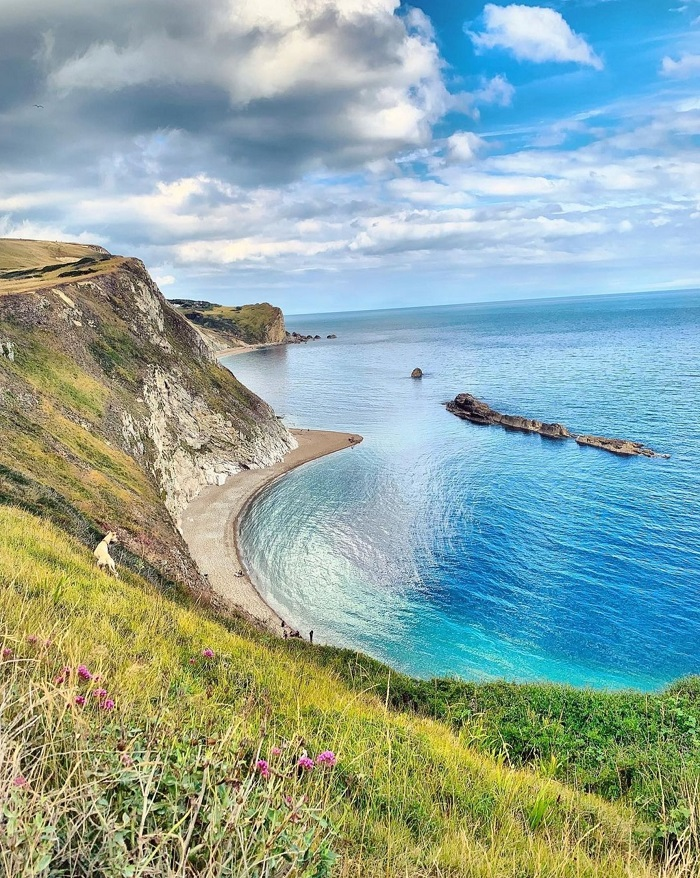 The Jurassic Coast has been recognized by UNESCO for its outstanding geology - Jurassic Coast