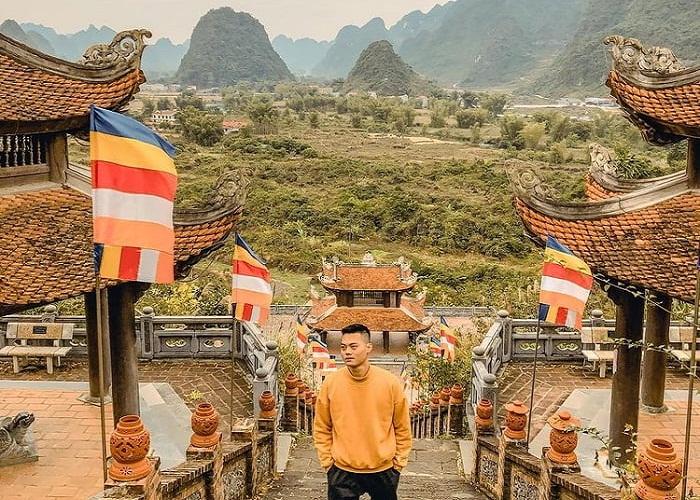 Các điểm du lịch tâm linh ở Cao Bằng đẹp như thơ