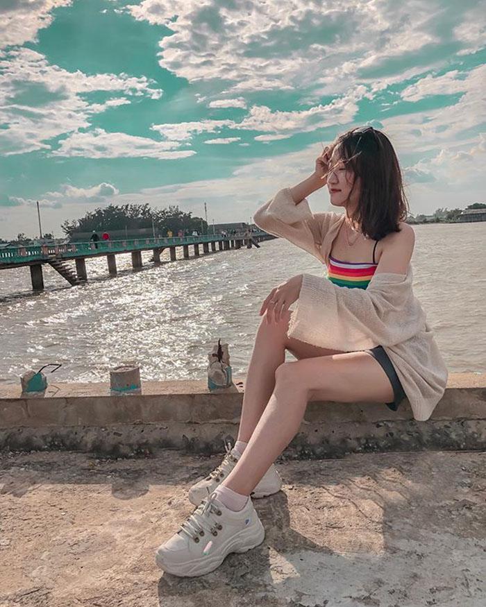 Bật mí kinh nghiệm du lịch Gò Công - Check in biển Tân Thành