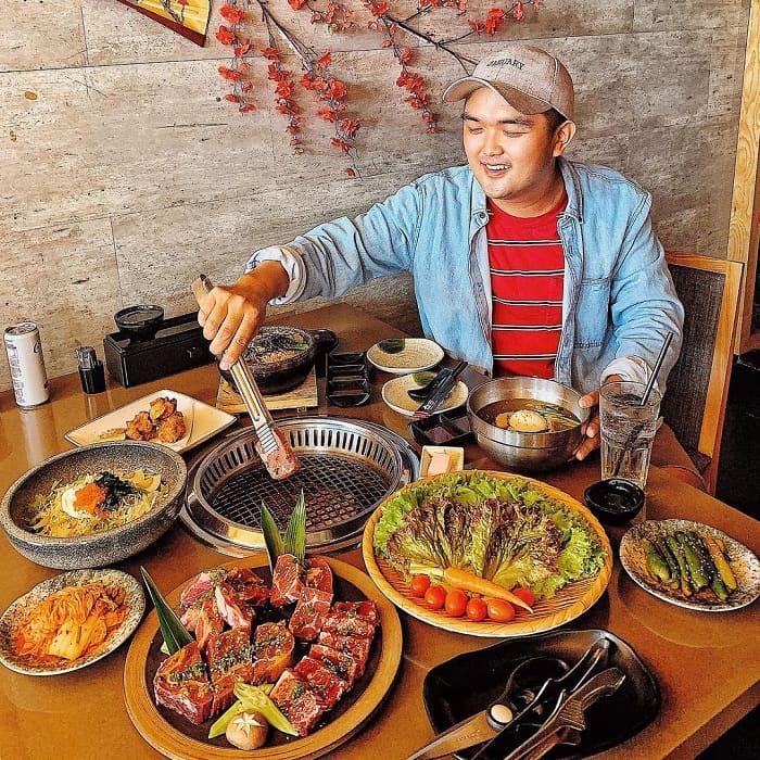 Sumo BBQ là một trong những quán nướng ngon ở Hà Nội