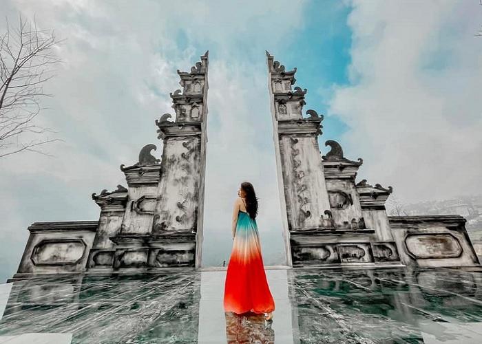 cổng trời Bali - Điểm sống ảo mới ở Sapa tại Moana Sapa