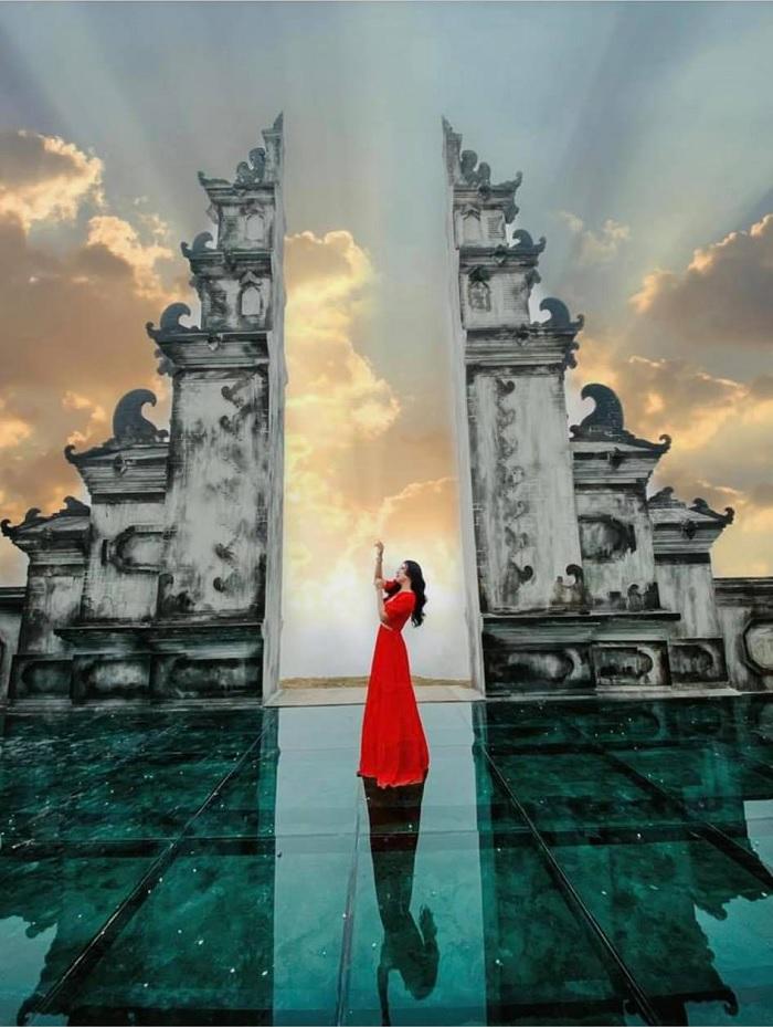 cổng trời Bali - góc check in đẹp trong điểm sống ảo mới ở Sapa