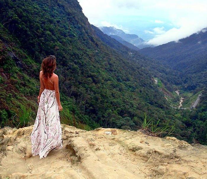 Beautiful pass in Nha Trang