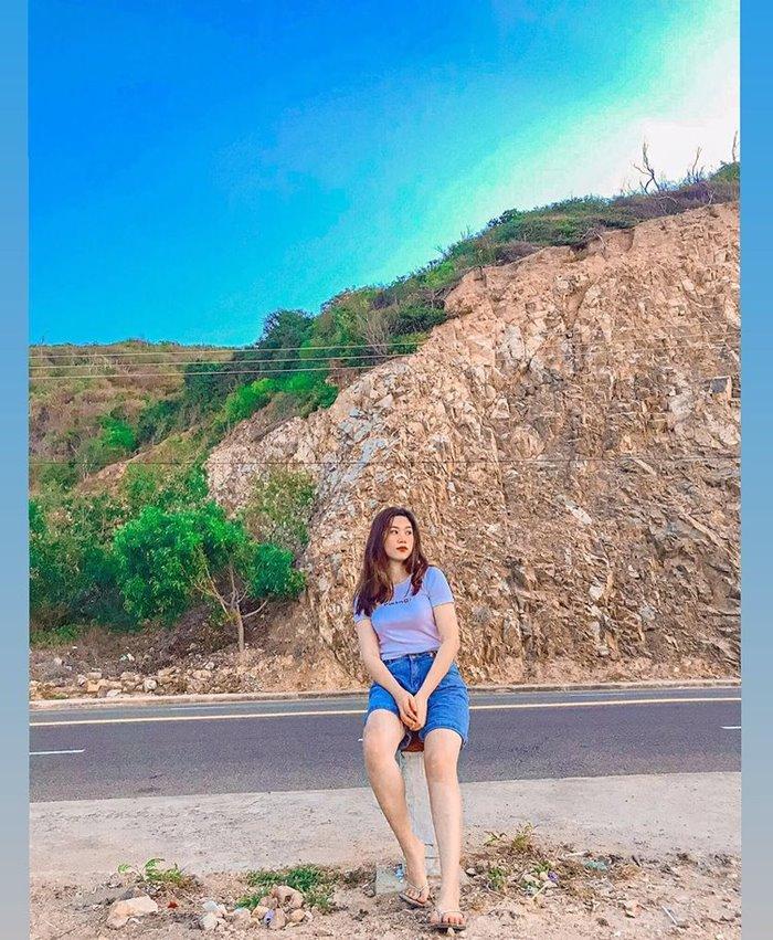 explore Luong Son beautiful pass in Nha Trang