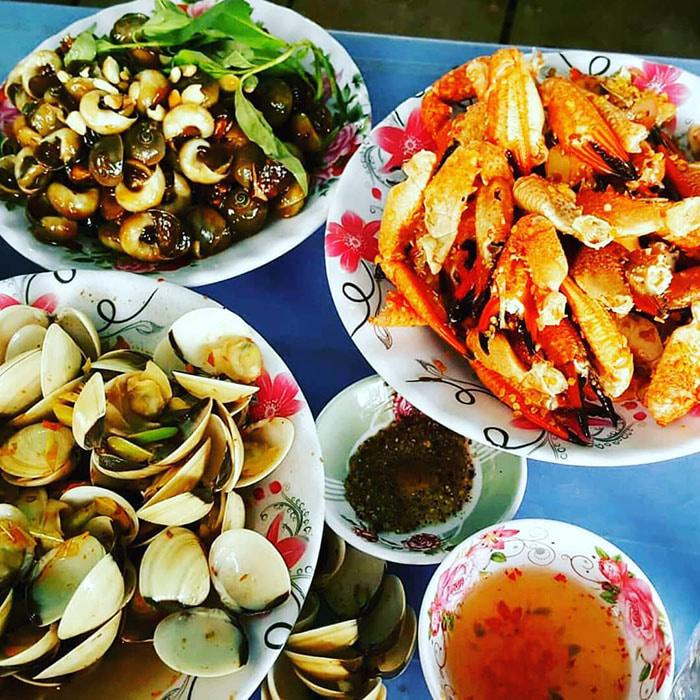 Bật mí kinh nghiệm du lịch Gò Công - ăn hải sản
