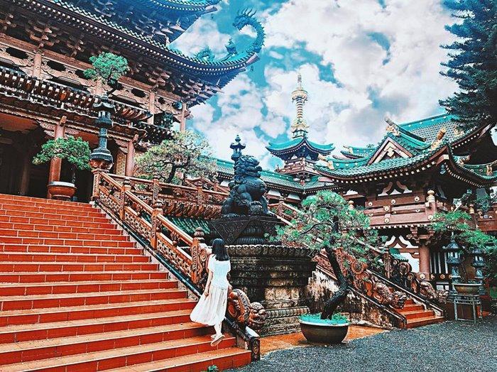 nên đi Tây Nguyên tháng mấy ngắm chùa Minh Thành