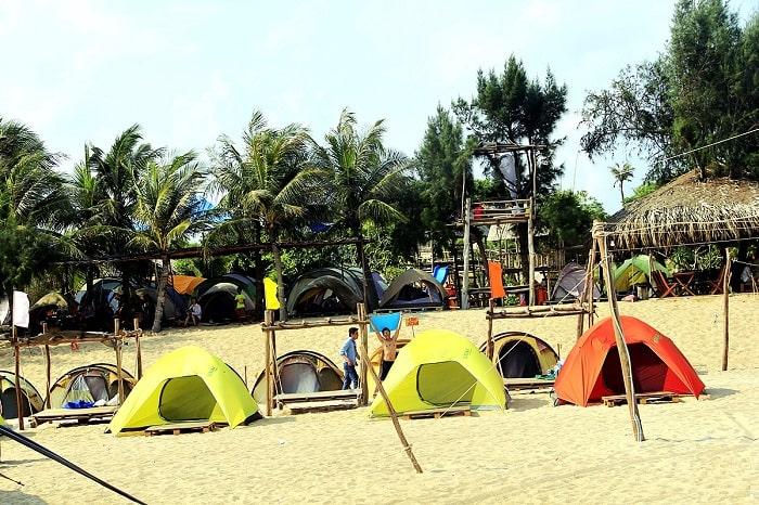Cam Bình – Lagi - Địa điểm cắm trại ở Phan Thiết