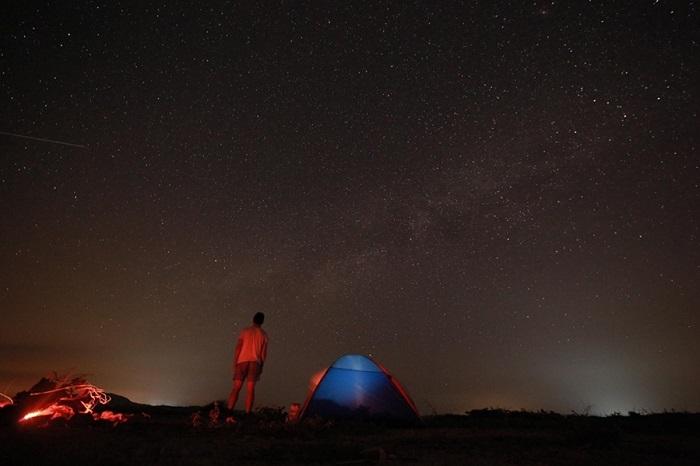 Cắm trại ở Mũi Yến - Địa điểm cắm trại ở Phan Thiết