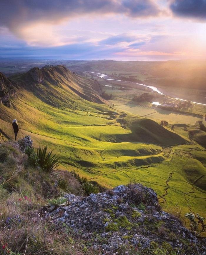 Đỉnh Te Mata New Zealand