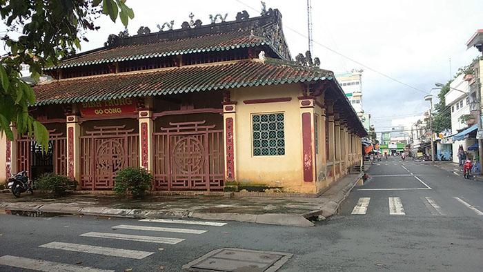 Bật mí kinh nghiệm du lịch Gò Công - Đình Trung cổ kính