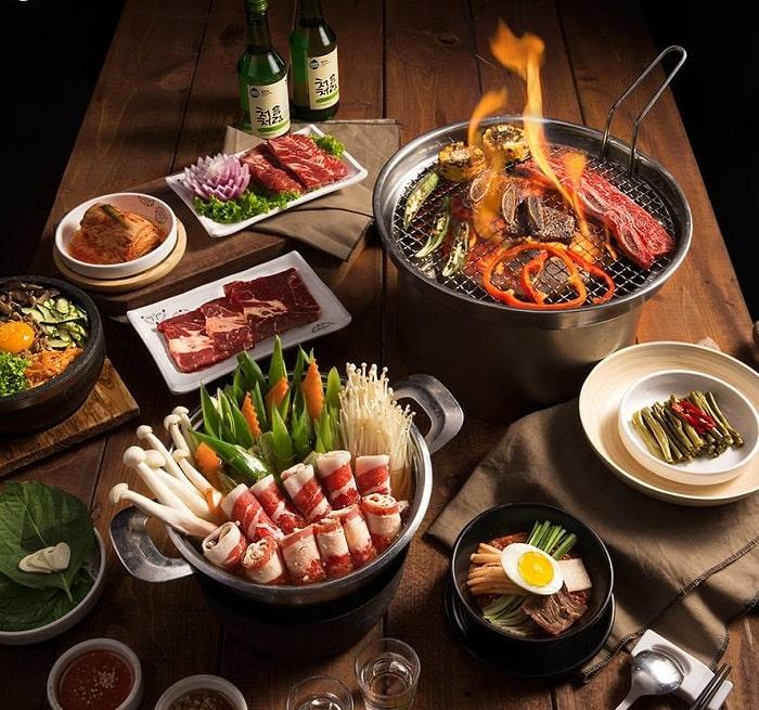 King BBQ - quán nướng ngon ở Hà Nội
