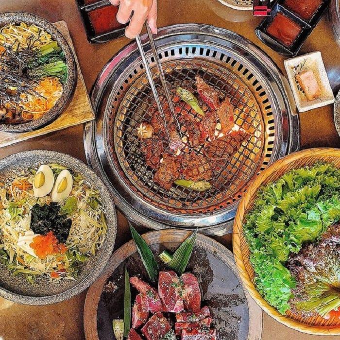 Sumo BBQ - quán nướng ngon ở Hà Nội
