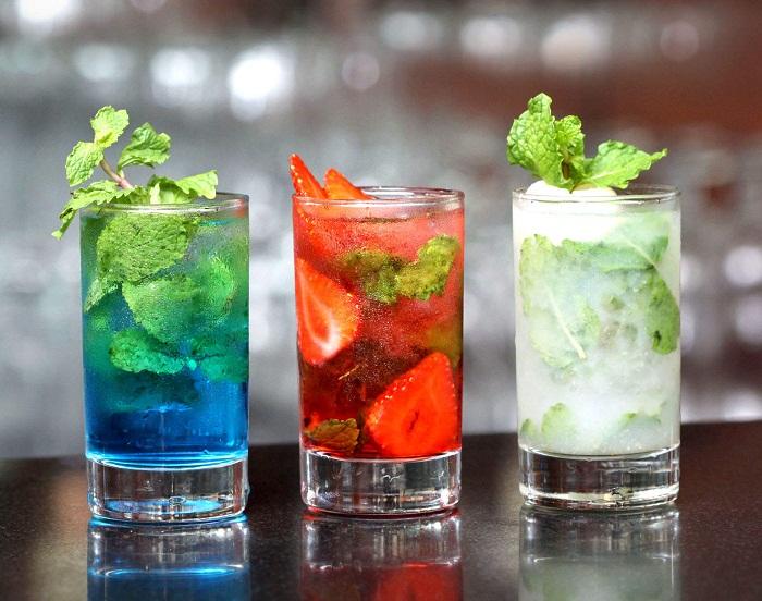 Soda - đồ uống giải nhiệt mùa hè ở Hà Nội