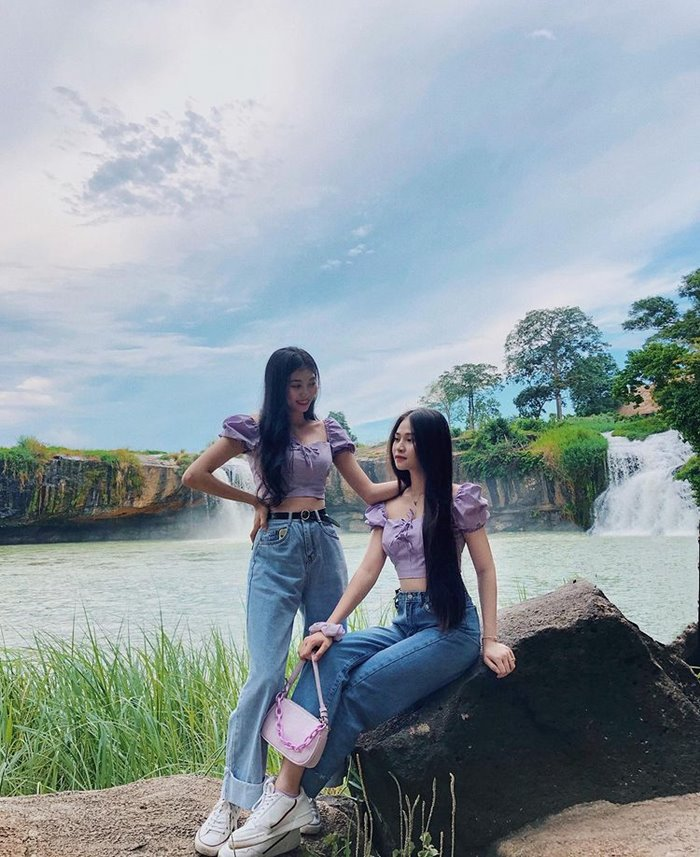 Dray Sap beautiful photography spot in Dak Nong attracts visitors