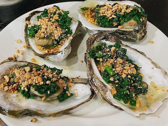 du lịch Côn Đảo tháng 4 - thưởng thức hải sản