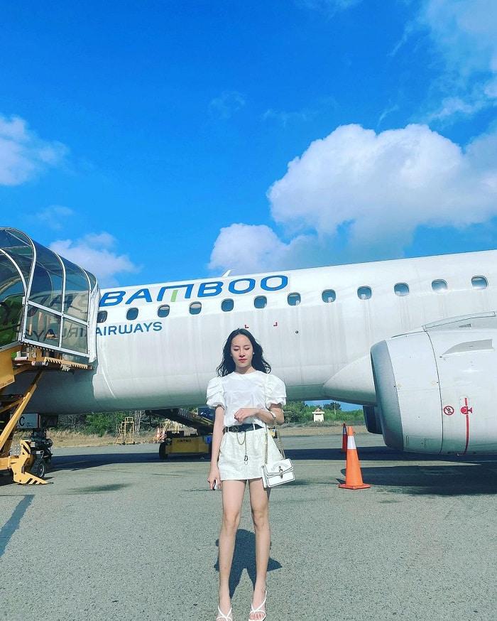 du lịch Côn Đảo tháng 4 - đi bằng máy bay