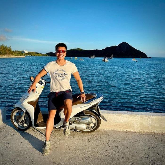du lịch Côn Đảo tháng 4 - vi vu xe máy