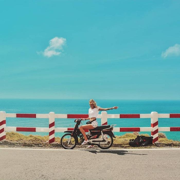 du lịch Côn Đảo tháng 4 - phượt xe máy