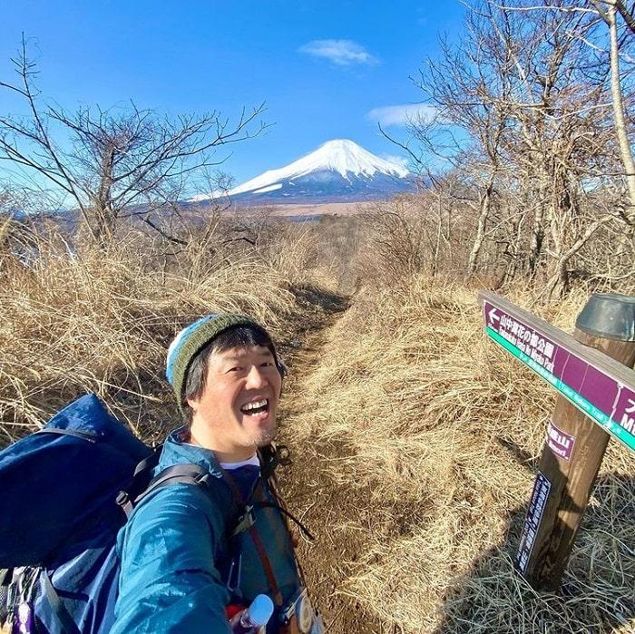 Japan travel in months - climbing Mount Fuji in July