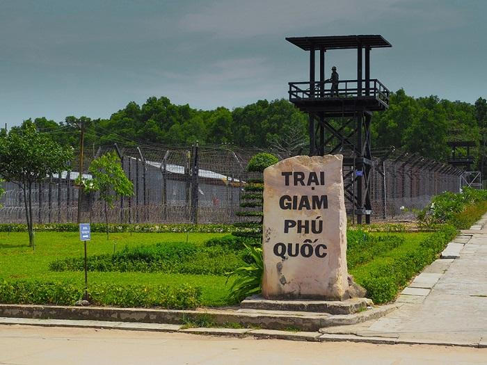Phu Quoc tourism 3 days 2 nights - Phu Quoc Prison