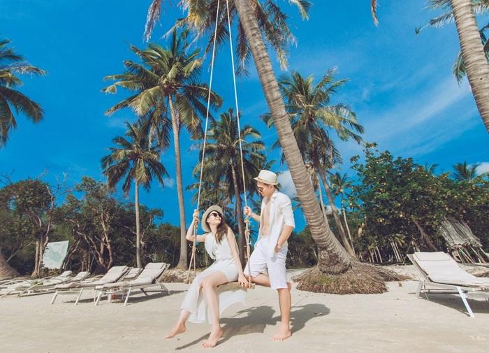 Phu Quoc tourism 3 days 2 nights - time