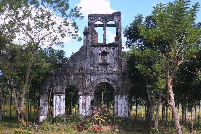 church H'Bau Gia Lai
