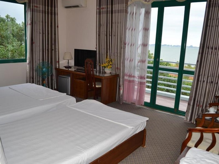 Hotel in Tuan Chau Ha Long - Atlantic Tuan Chau Hotel room