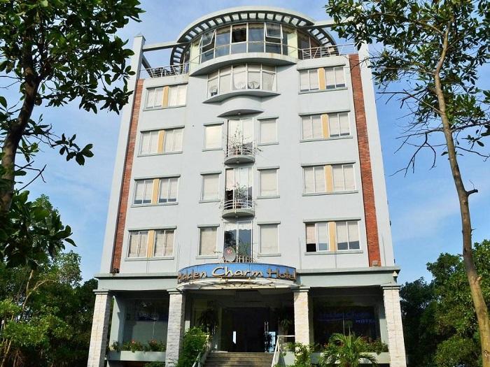 Hotel in Tuan Chau Ha Long - Hidden Charm Hotel