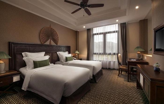 Hotel in Tuan Chau Ha Long - Hidden Charm Hotel rooms