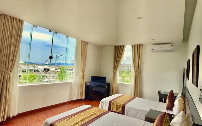 Hotel in Tuan Chau Ha Long - Sunsea Hotel rooms