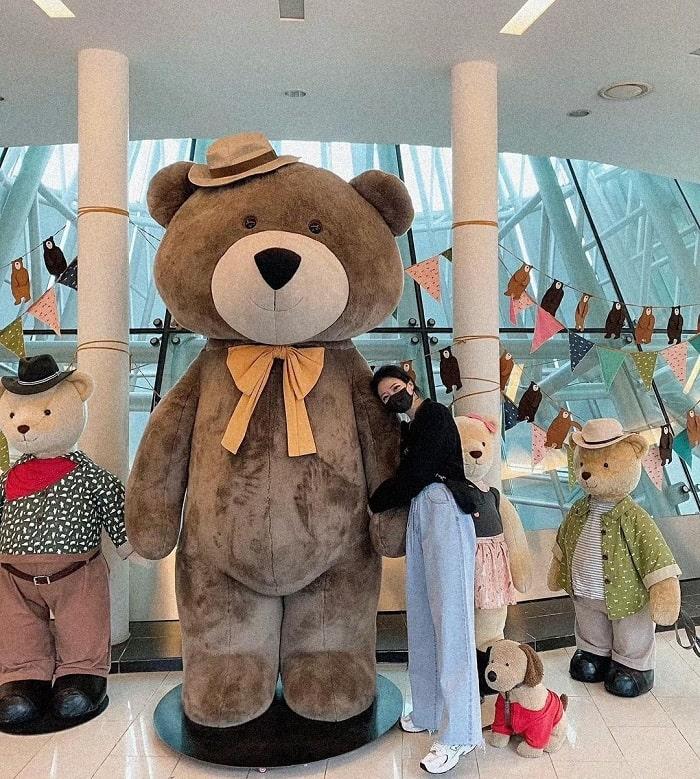 Jeju travel experience - Teddy bear museum