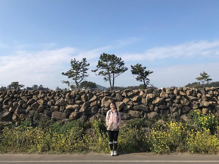 Jeju travel experience - Olle . trail