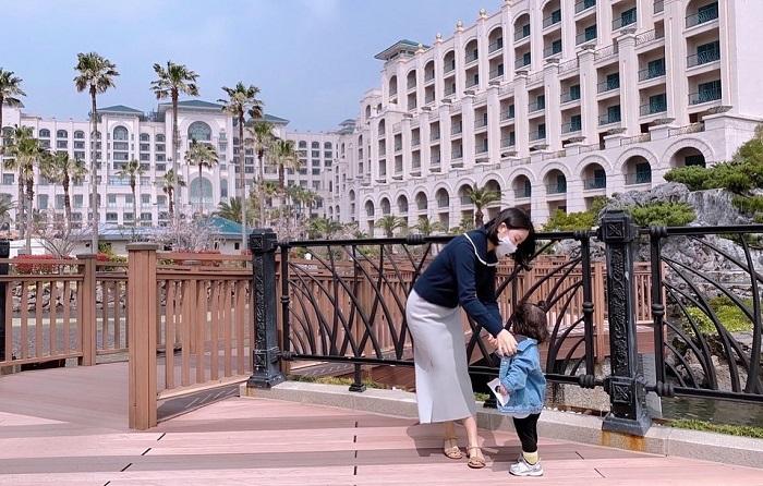 Jeju travel experience - Lotte hotel