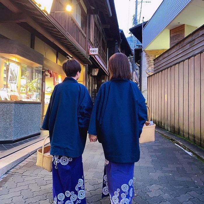 Kobe travel experience - enjoy Arima Onsen