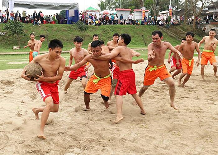 Hội Vật Cù - Lễ hội ở Nghệ An