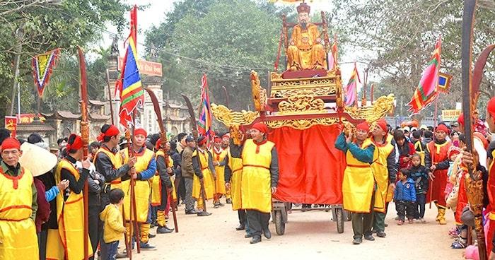 Hội đền Quả Sơn - Lễ hội ở Nghệ An