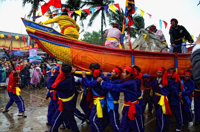 Lễ hội Cầu Ngư - Lễ hội truyền thống ở Phan Thiết