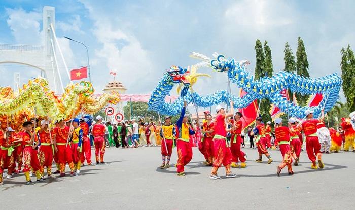 Lễ hội Nghinh Ông - Lễ hội truyền thống ở Phan Thiết