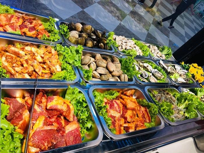 Gri & gri - quán nướng ngon ở Hà Nội
