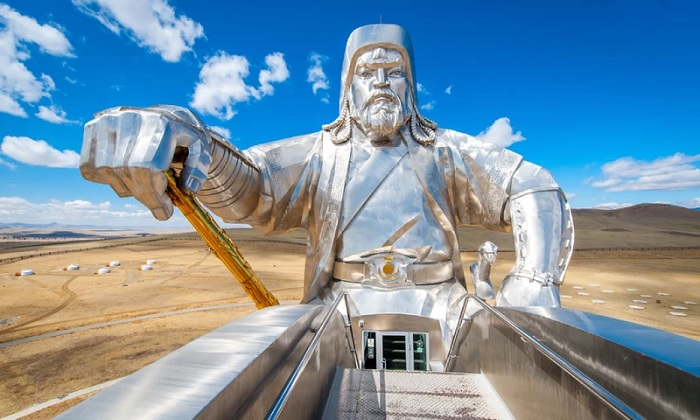Tượng Thành Cát Tư Hãn, Mông Cổ lớn nhất thế giới  - Trải nghiệm trên Con đường Tơ lụa