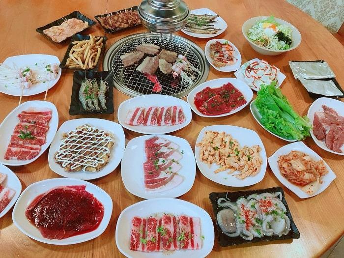 Suchef BBQ là một trong những quán nướng ngon ở Hà Nội
