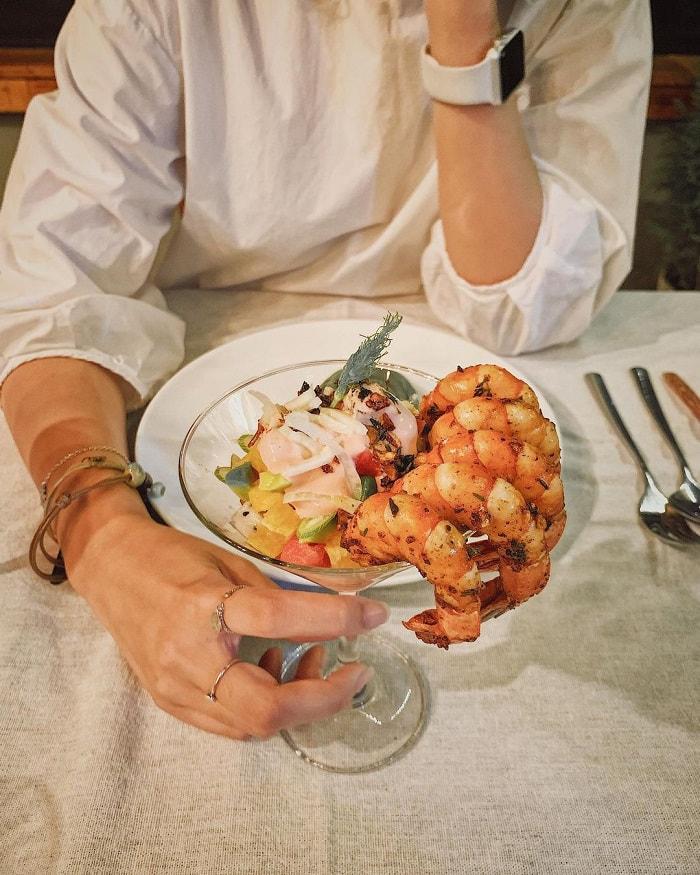nhà hàng kiểu Âu ở Đà Lạt - Dear Moon Dining