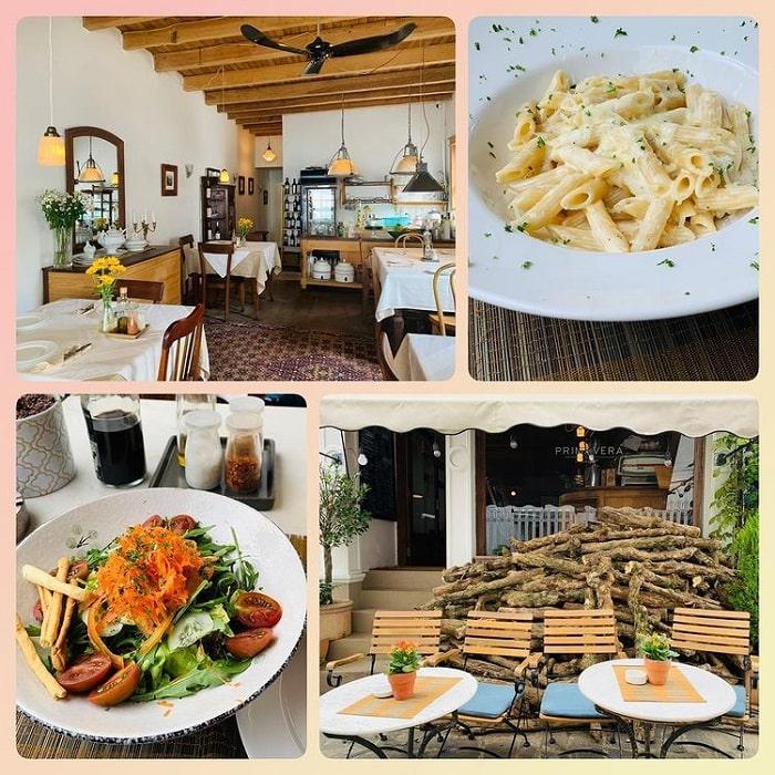 nhà hàng kiểu Âu ở Đà Lạt - Primavera Italian Restaurant