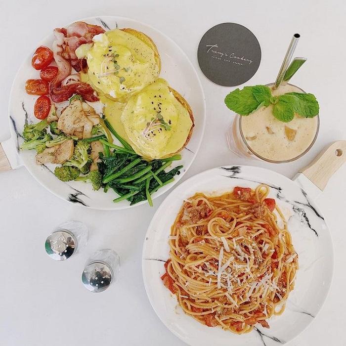nhà hàng kiểu Âu ở Đà Lạt - Trang's Cookery Restaurant