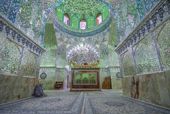 Nhà thờ Hồi giáo xanh - Trải nghiệm trên Con đường Tơ lụa