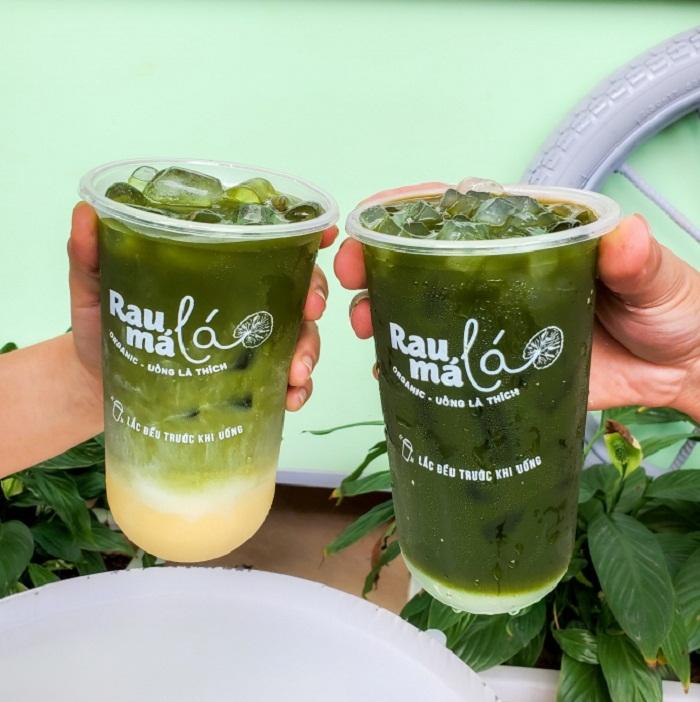 Nước rau má là một trong những loại đồ uống giải nhiệt mùa hè ở Hà Nội