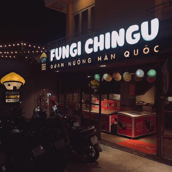 Korean restaurant in Dalat - Fungi Chingu